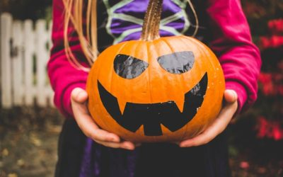 There's Nothing Scary About Halloween Manners