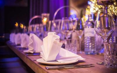 Where Does the Napkin Go? (Part 1: Place Setting)
